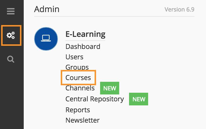 admin courses