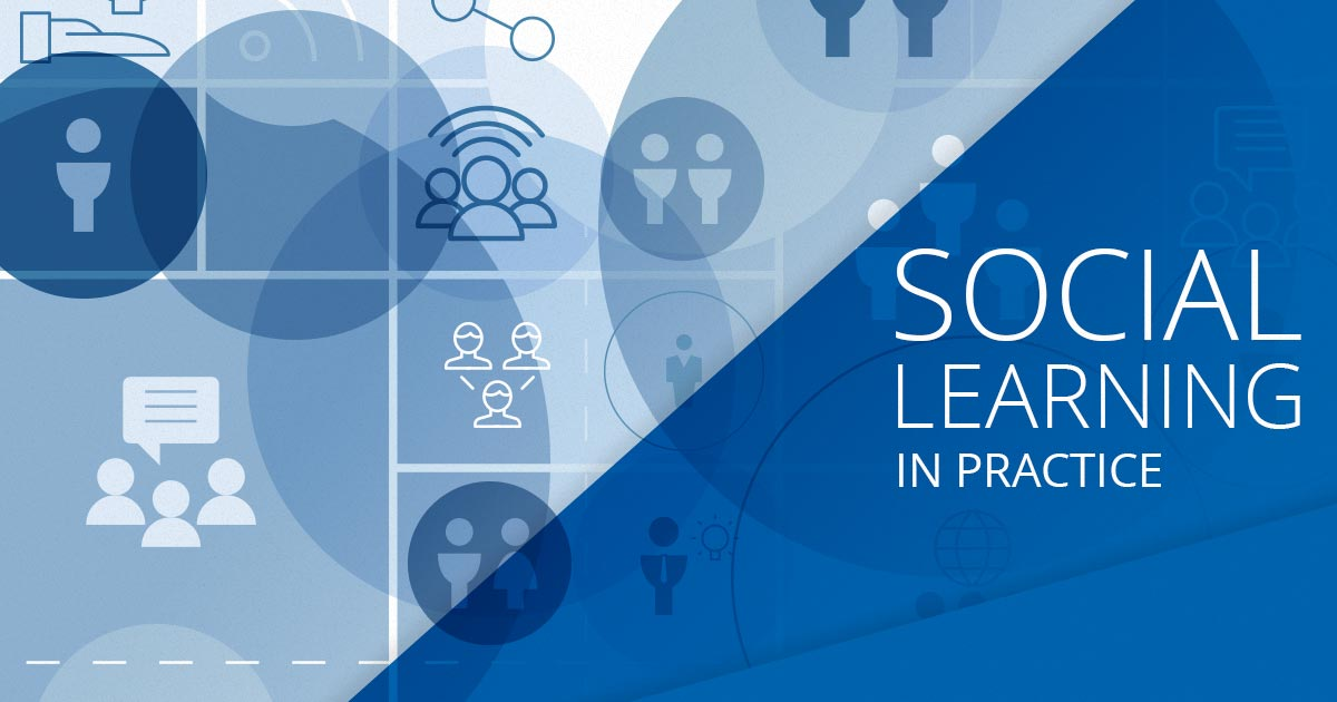 How to pair social learning with your LMS for a more engaged workforce
